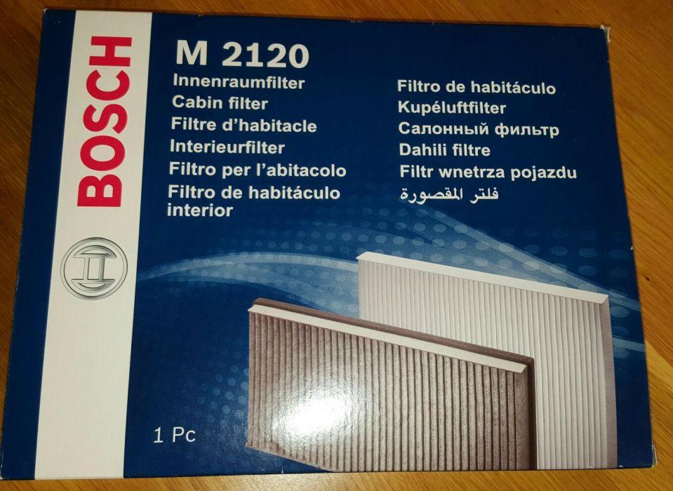 Bosch filtru polen/particule Dacia Logan