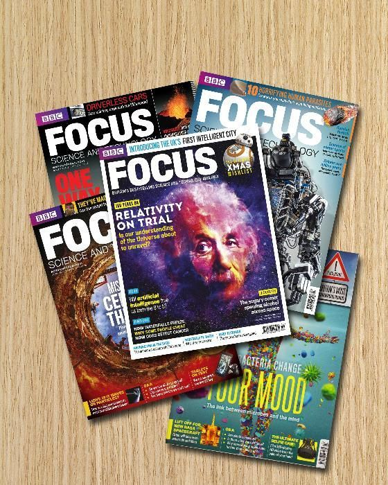 Reviste BBC Focus, engleză, 28 numere