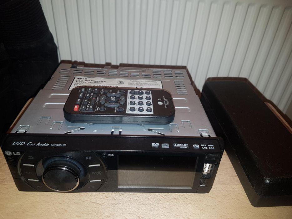 Dvd auto LG cu inregistrare pe stik