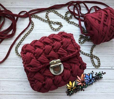 Чанта плетена