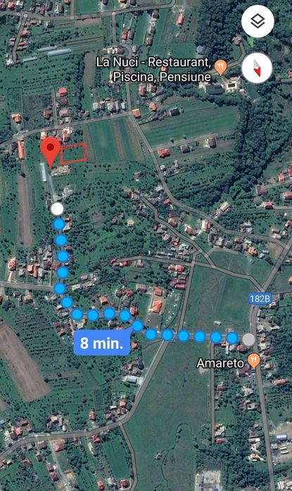 Vanzare  terenuri constructii Maramures, Satu Nou de Jos  - 2500 EURO