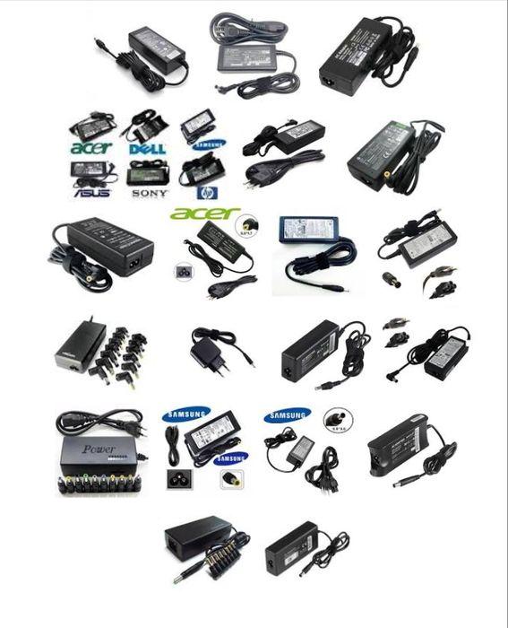 Carregadores de laptops de todas marcas