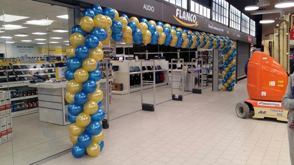 Arcada baloane. Arcade din baloane. Baloane cu heliu. Arcade heliu