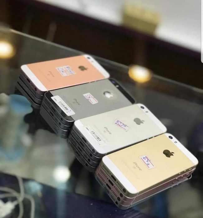 Iphone 5SE 16GB Todas cores disponíveis