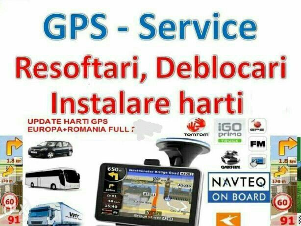 Actualizare gps,resoftare,decodare,instalare windows