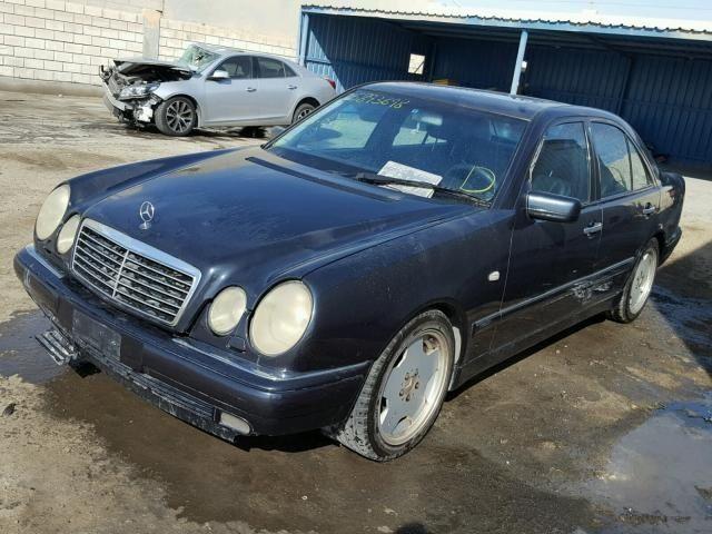 Мерцедес W210 Mercedes-Benz E 300 td на части
