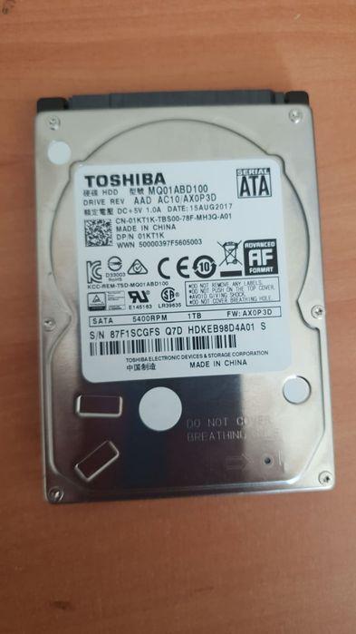 Disco HDD de laptop 1Tb TOSHIBA