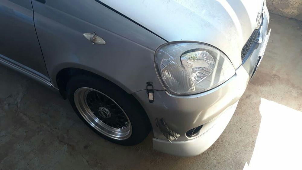 Toyota vitz rs Motor 1.5