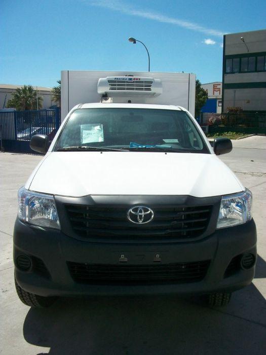 Toyota frigorifico