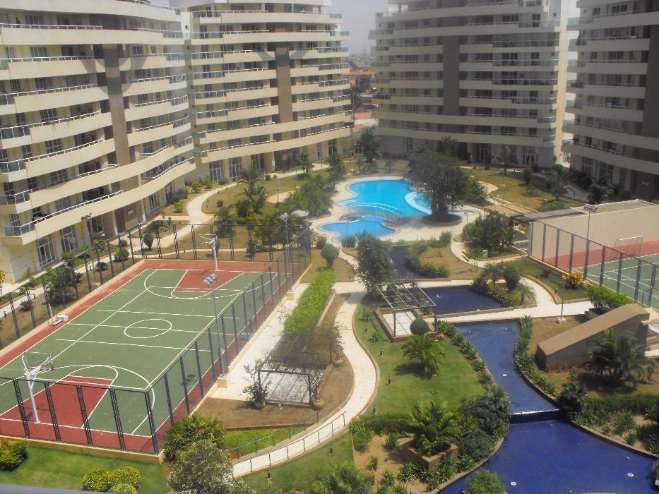 Apartamento T3 Mobilado Condomínio Acquaville