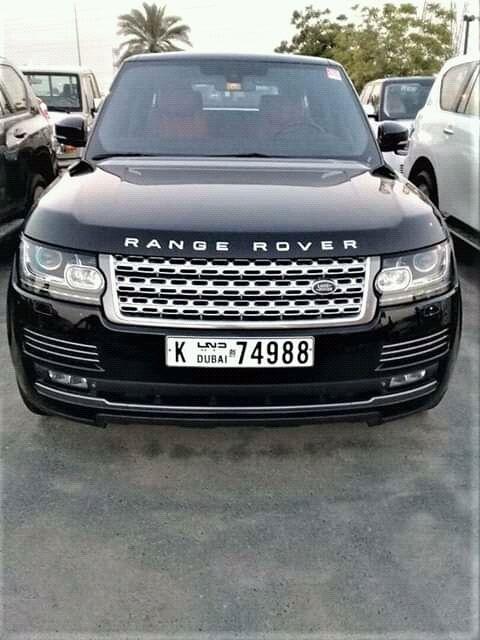 Range rover á venda
