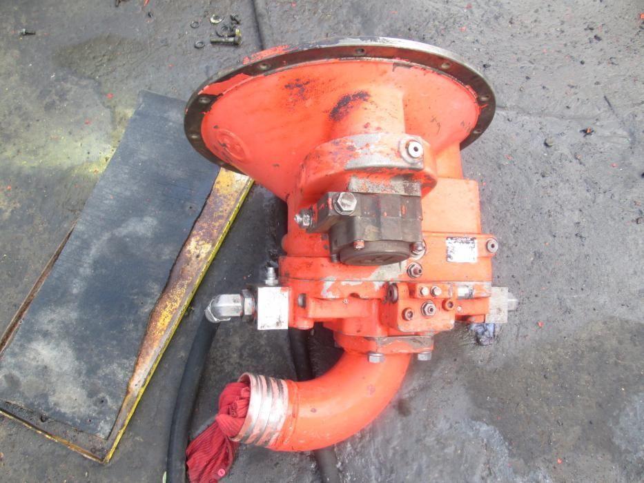 Pompa Hydromatik A8VD107SR