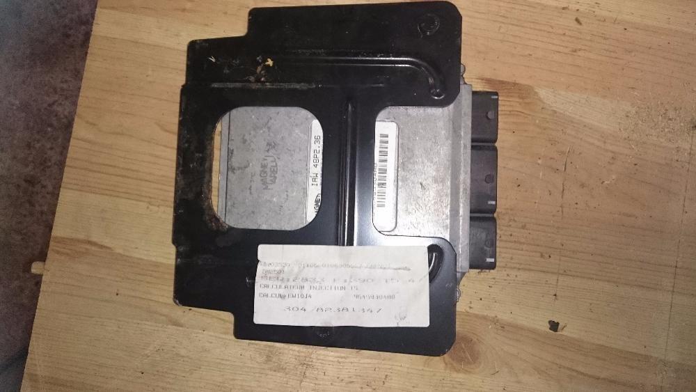 Компютър Пежо 307 2.0 бензин 2002 г.