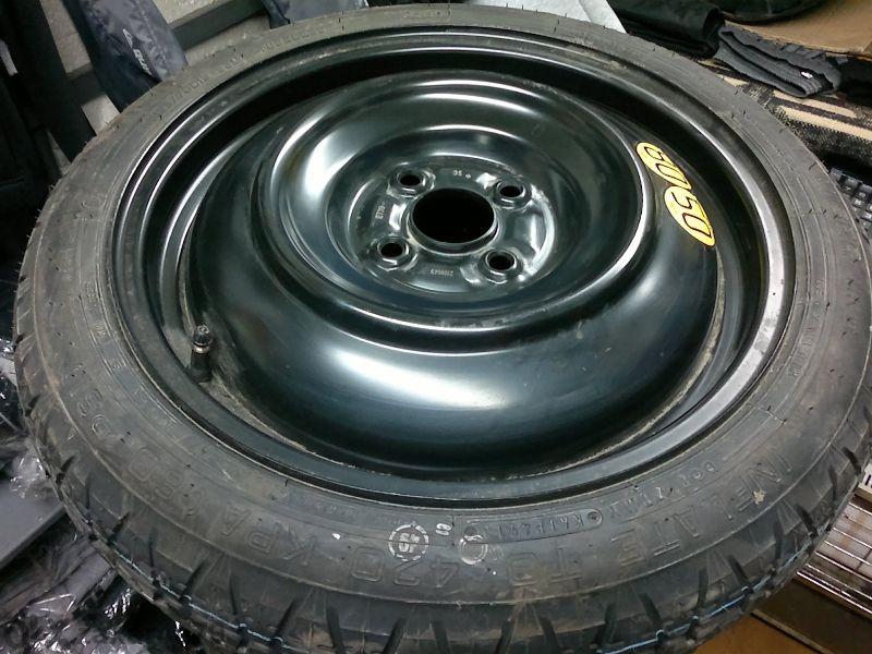 резервна гума патерица 16цола 4х100 рено, пежо, шевролет, нисан, и др.
