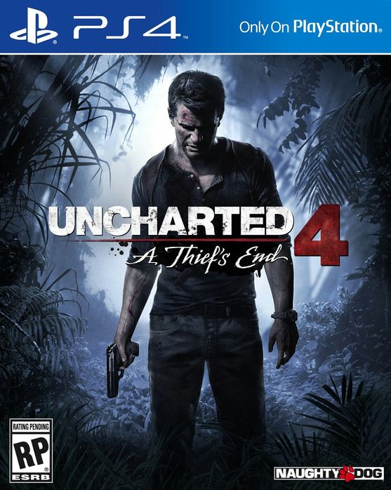 Uncharted 4 do Ps4