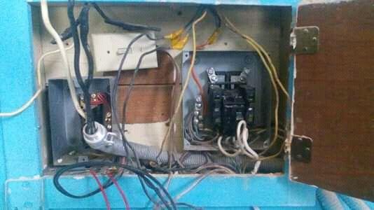Electricista profissional