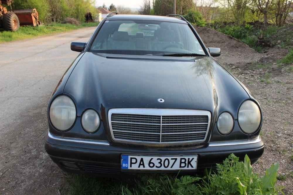Mercedes W210 E280 4-Мatic Комби НА ЧАСТИ / Мерцедес В210