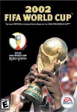Nintendo GameCube Joc original 2002 FIFA World Cup