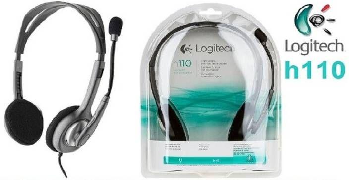 headphones logitech H110