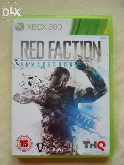 Joc Xbox Red Faction Armageddon