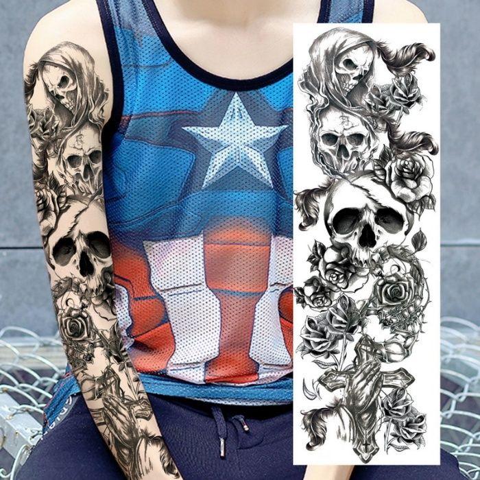 Tatuaje de vara temporare, whaterproof