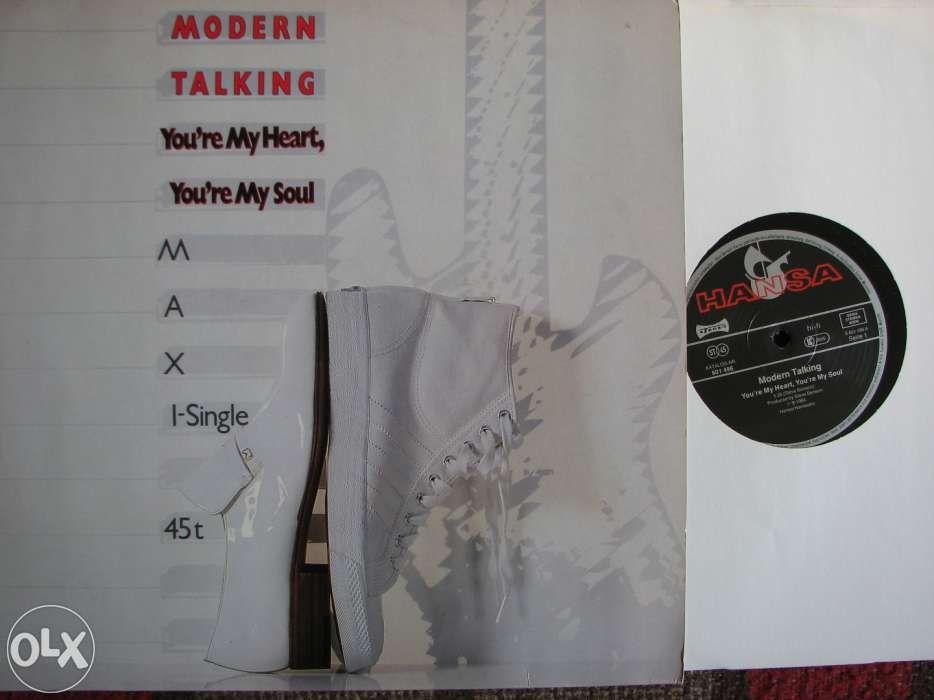 Discuri vinil anii80 originale italo euro disco Modern Talking 12 inch