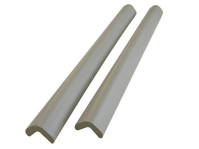 Aparator/Protector colturi mobila forma L/40cm Set 2buc /254 Gri