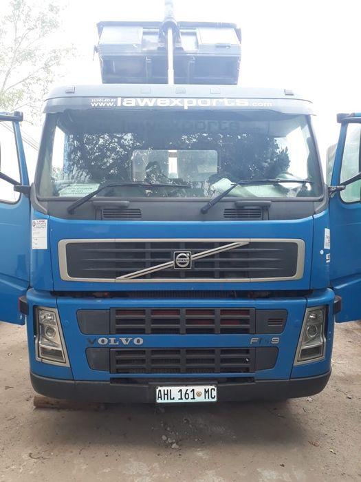 Volvo 10 toneladas