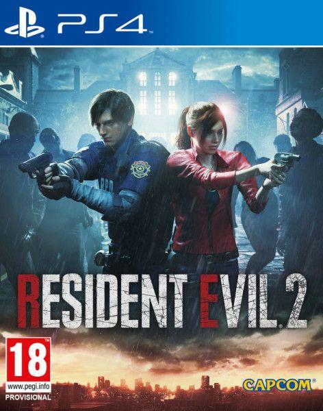 В наличии! Resident Evil 2: Remake [PS4] \ магазин GAMEtop \ + ОБМЕН