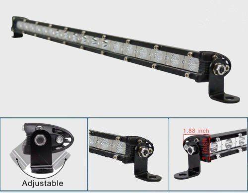 Proiector LED CREE Auto 72W COMBO SUV 4x4 12/24V AL-210217-2