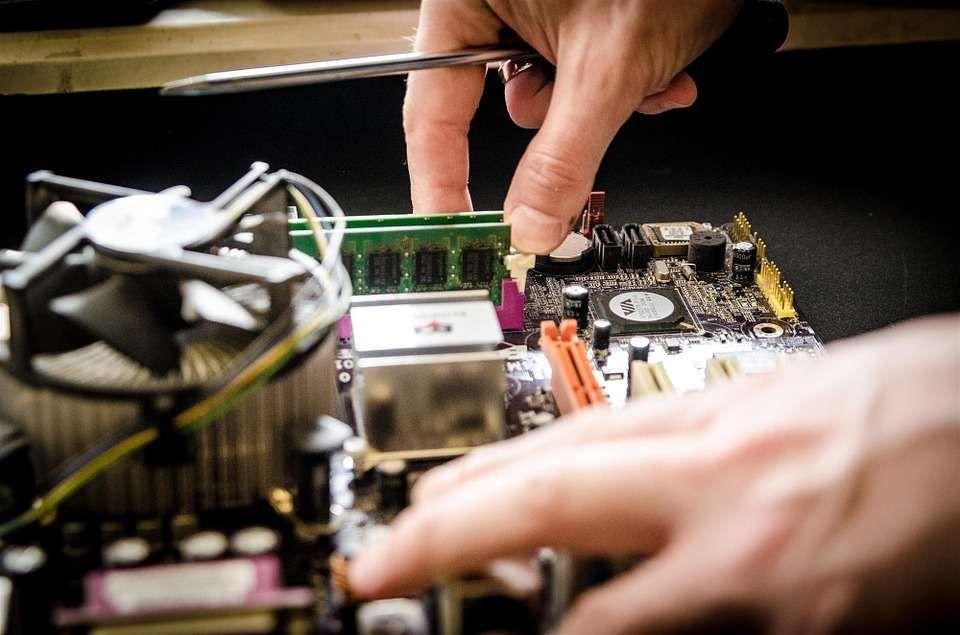 Reparamos e Montamos Computadores