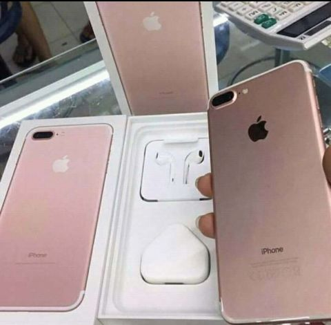 IPhone 7 plus Disponivel