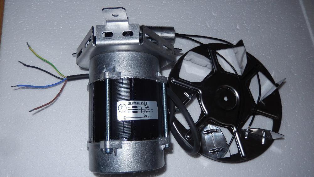 ventilator cazan lemn BOSCH SW, Solid 5000 si Solid 6000 Brasov - imagine 2