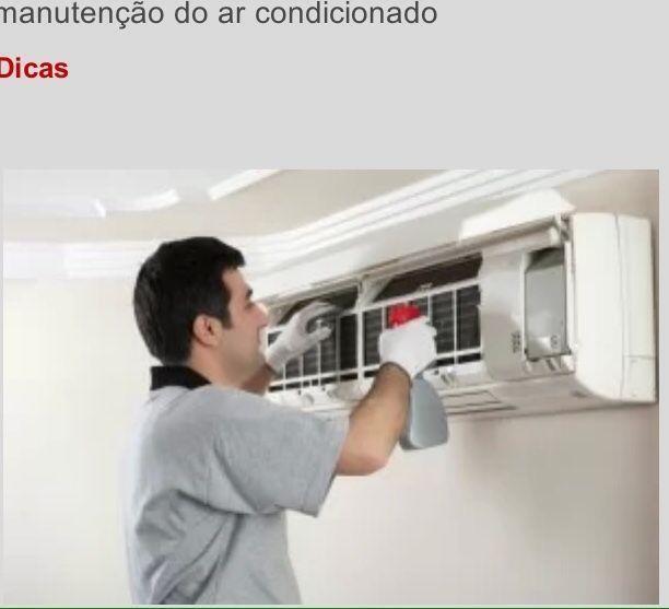 Reparamos ar condicionado fazemos manutenção