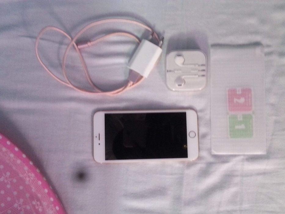 Vendo iPhone 6s Plus de 16 gb novo em folha com todos acessórios