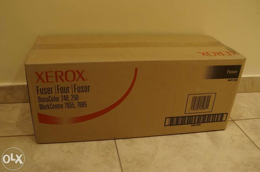 Fuser (cuptor) Xerox DocuColor 240 / 250 / 252