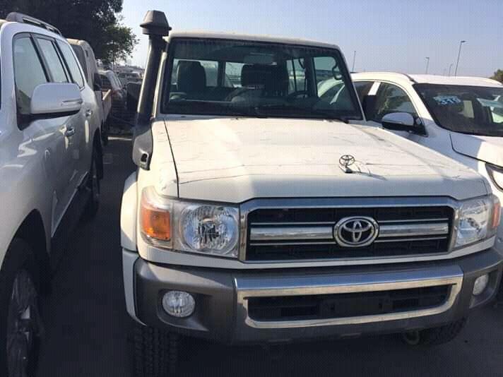Toyota Land Cruiser a venda