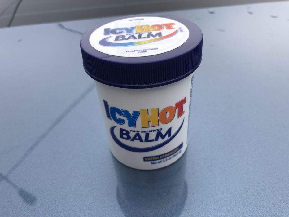 ICY HOT cream - antiinflamatoare