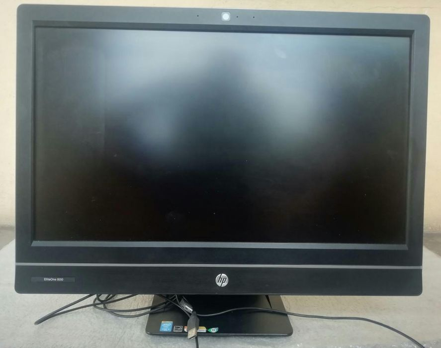 """HP EliteOne 800 G4 24"""" All-In-One PC Intel® Core i5 vPro CPU 2.90GHz"""