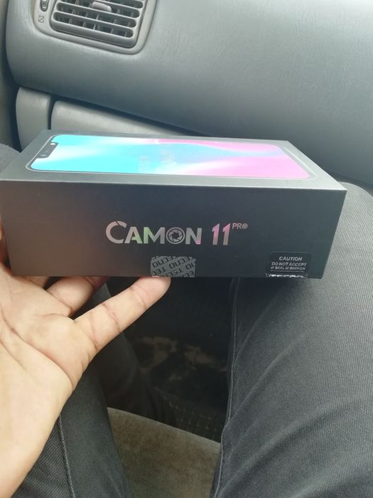 Tecno Camon 11 Pro 64GB selados ao melhor preço