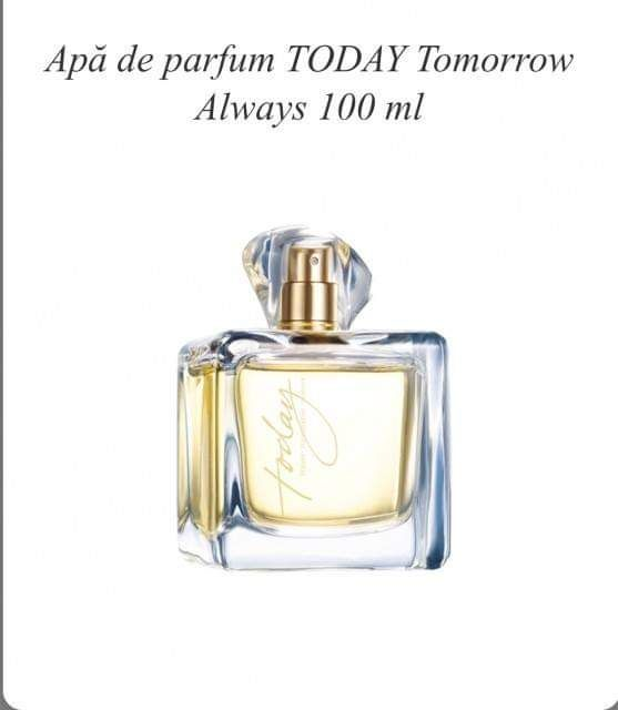 Apa de parfum TODAY 100 ml