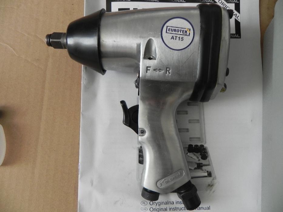 Pistol pneumatic de impact EUROTEK AT15 Germania 1/2 9-27mm 310NM