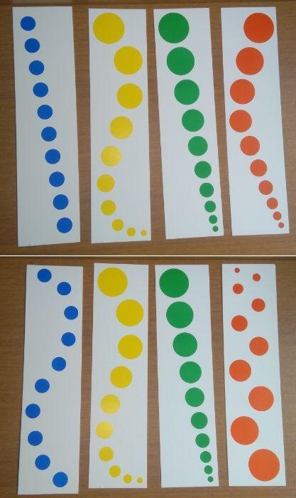 Монтесори кутии с цилиндри пълен комплект за сензорика + карти гр. Бургас - image 2
