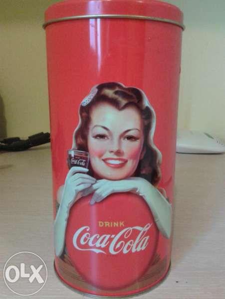 Кутия Coca-Cola