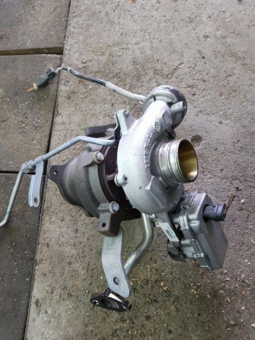 Turbo mercedes 651
