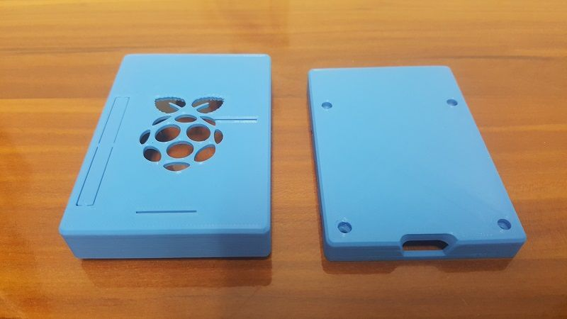 Vand carcasa Raspberry Pi B+, 2 si 3