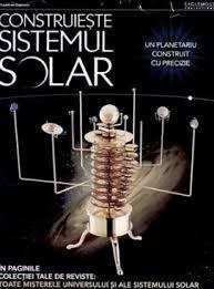 construieste sistemul solar