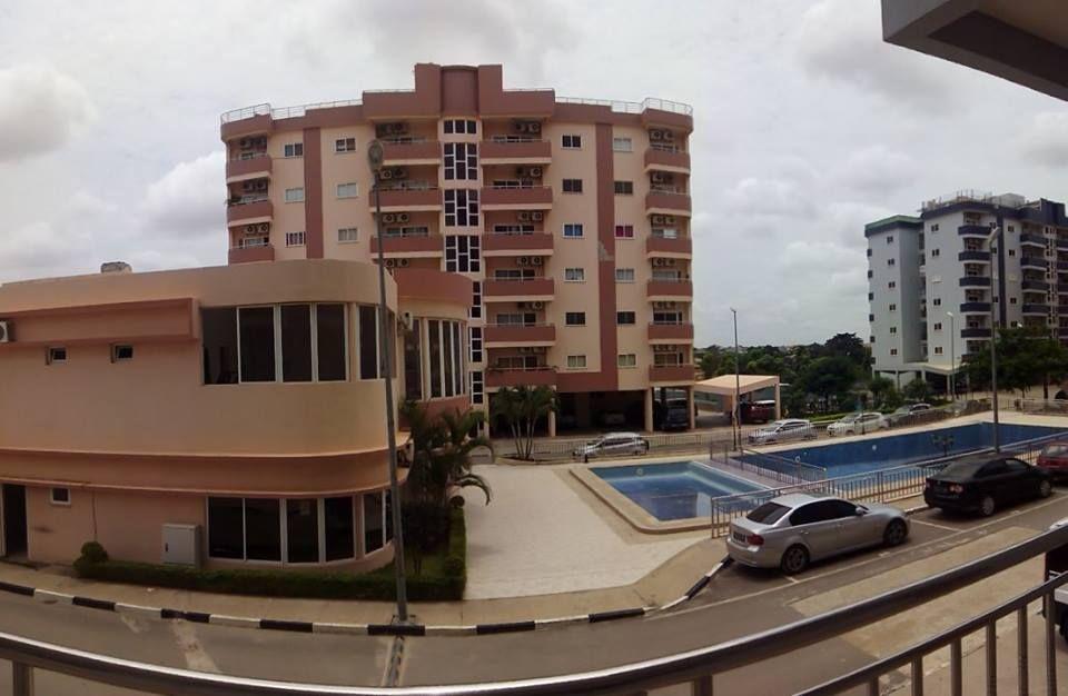 Apartamento T1 Condomínio Astros de Talatona