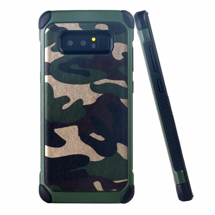 Камуфлажен кейс за Samsung Galaxy S8, S8 Plus, +, Note 8, A8