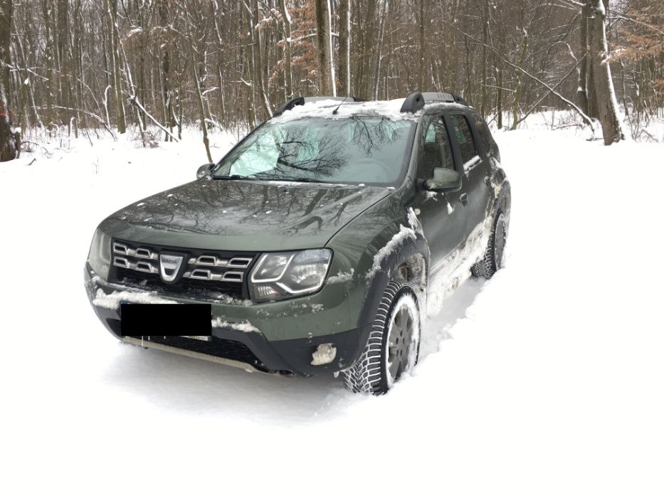 Dacia Duster 2014 ph2 facelift Laureate full, diverse imbunatatiri